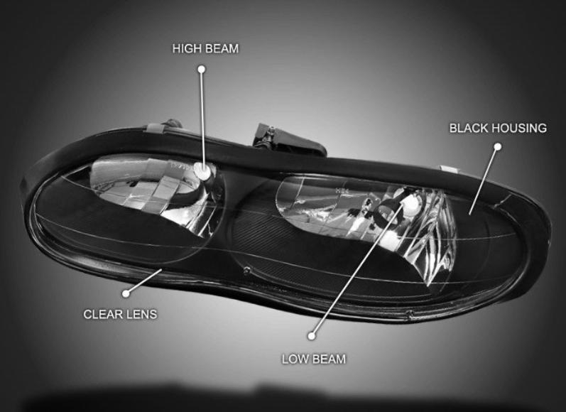 Whistler Headlights